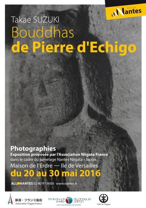 Expo_Bouddhas de Pierre d'Echigo_Flyer_1