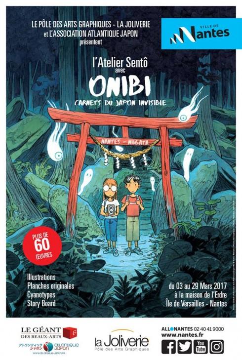 Affiche Onibi