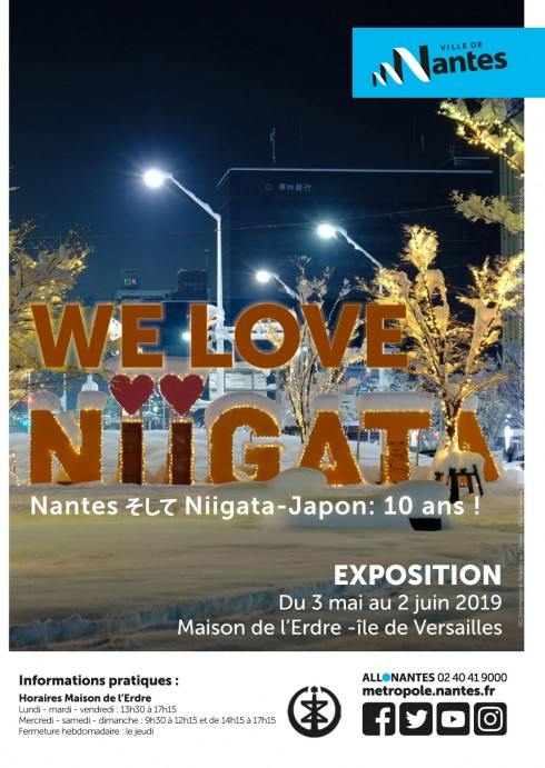 FLYER We love NIIGATA programme 10 ans Nantes Niigata-1